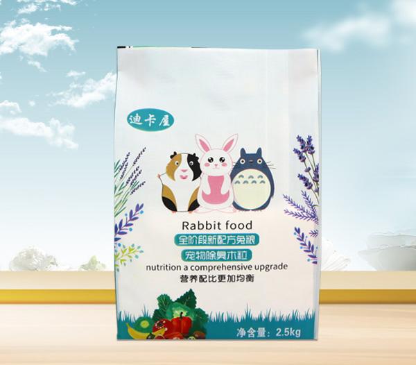 2.5L兔粮编织袋