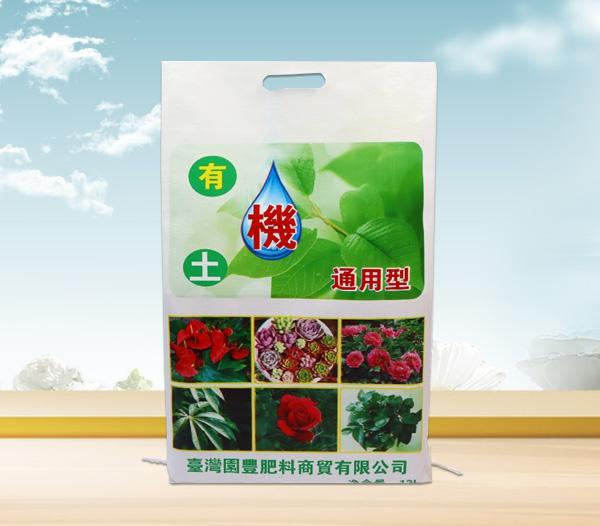 12L有机营养土编织袋