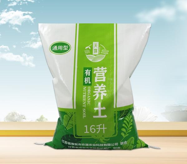 16L有机营养土编织袋